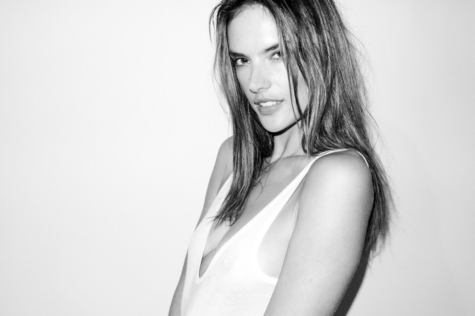 "Image of ""Break On Through"" by Terry Richardson featuring Alessandra Ambrosio"