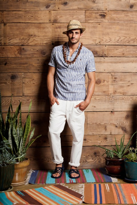 Image of Burkman Bros. 2013 Spring/Summer Lookbook