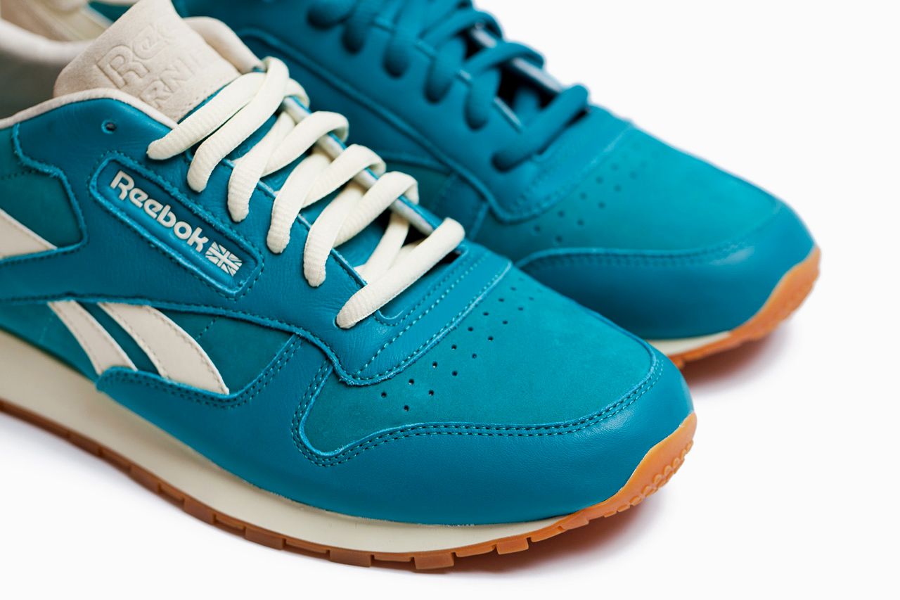 Image of Burn Rubber x Reebok Classic Leather 30th Anniversary