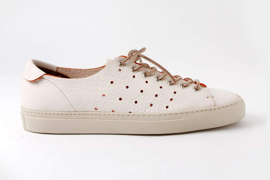 Image of Buttero 2013 Perforated Low-Top Sneaker