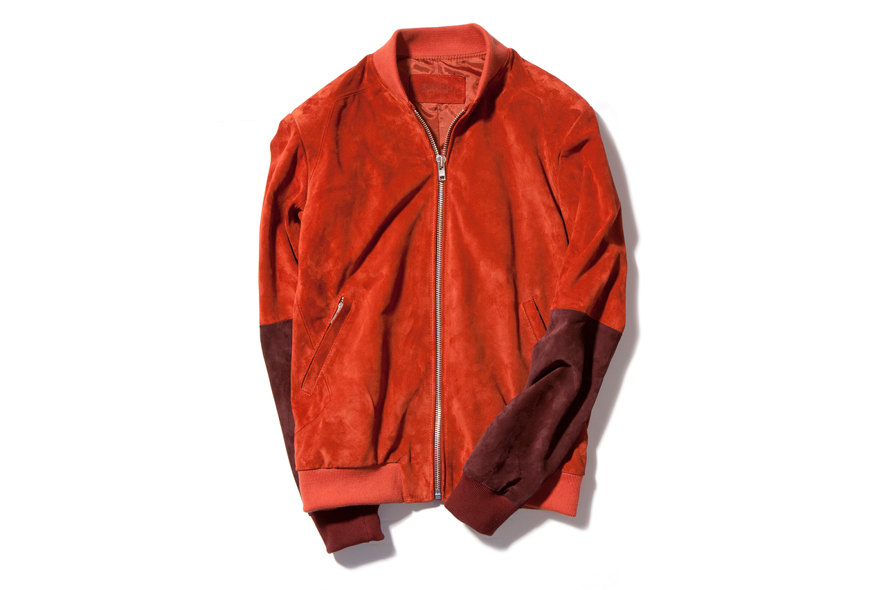 Image of BWGH 2013 Spring/Summer Brick Kawa Bomber Jacket