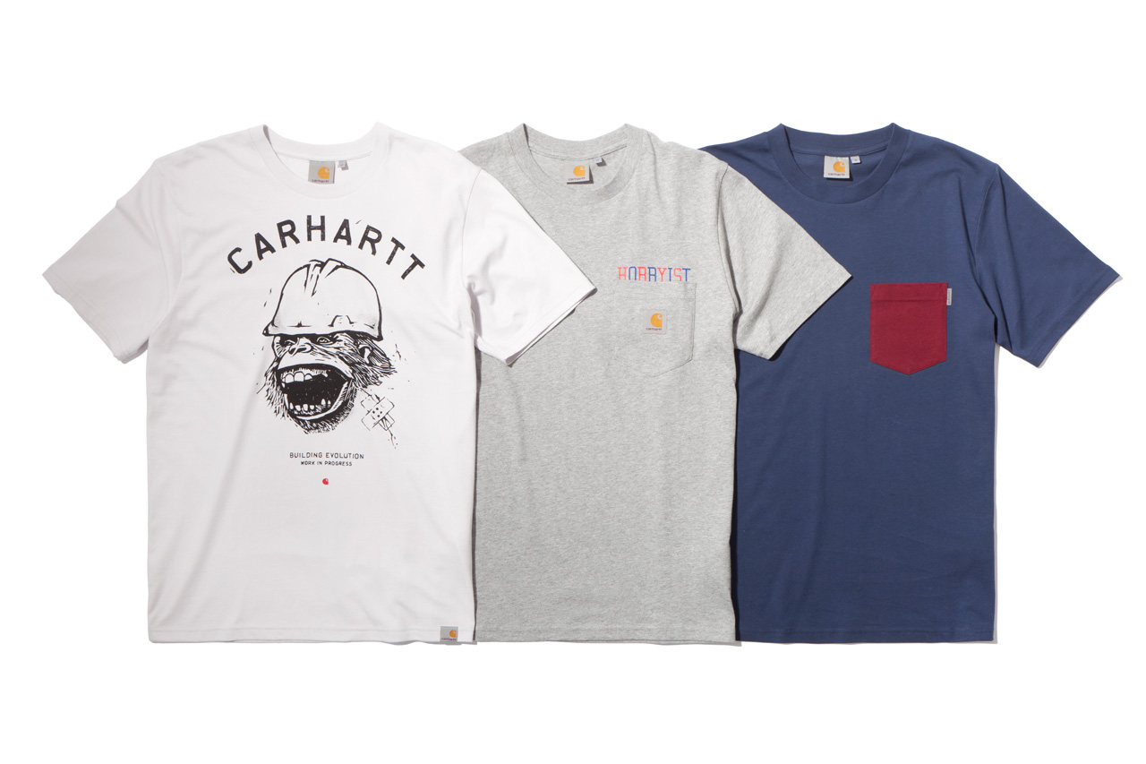 Image of Carhartt WIP 2013 Spring/Summer Collection - Delivery 1