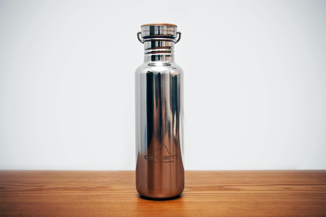 Image of Carhartt WIP x Klean Kanteen Reflect Steel Bottle