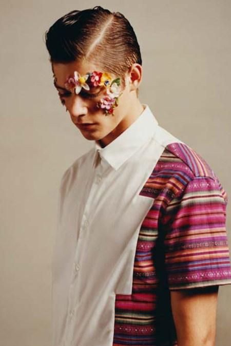 Image of Christopher Shannon 2013 Spring/Summer Lookbook