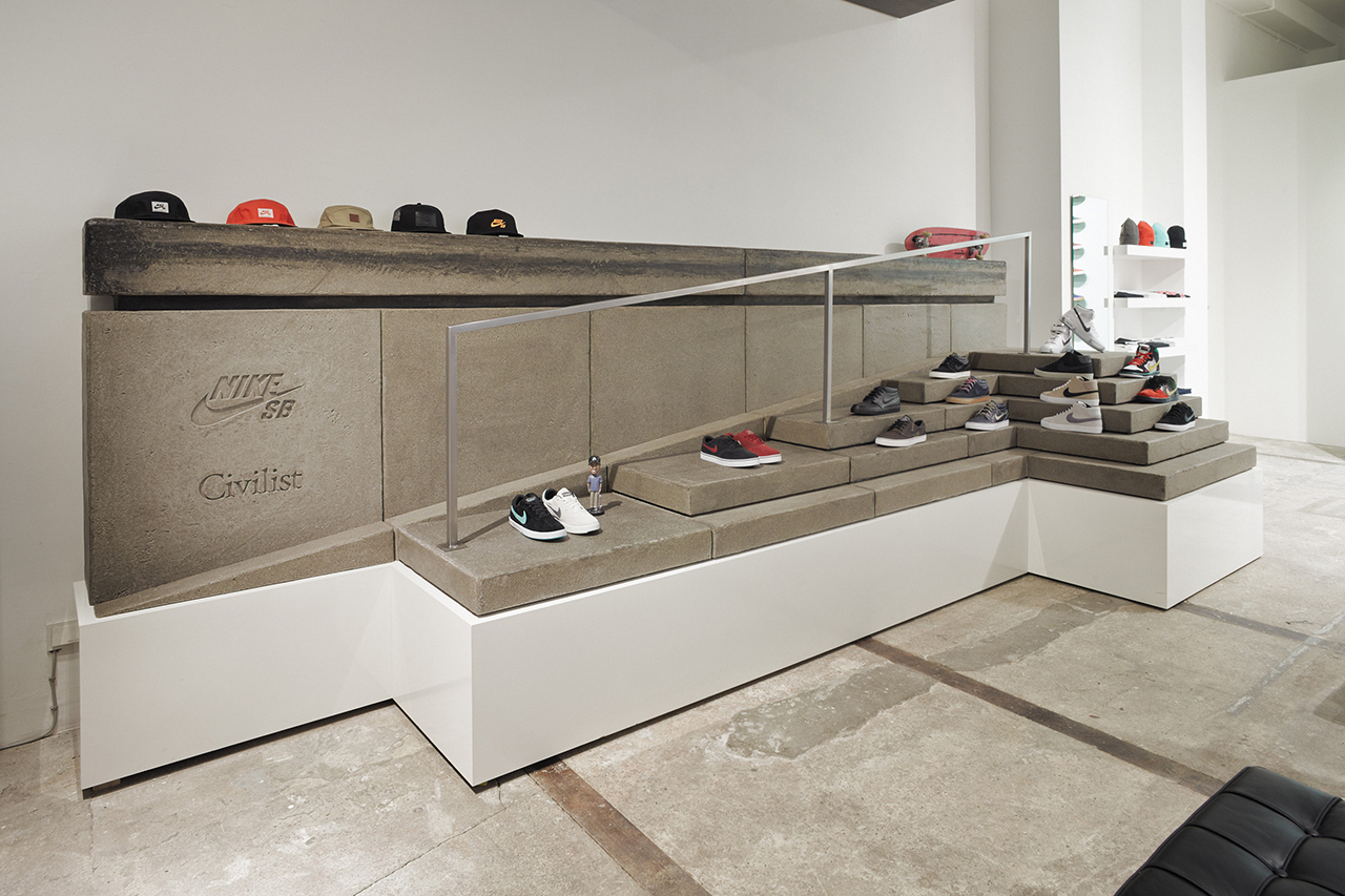 Image of Civilist Berlin & Nike SB Join Forces for a New Skateboard Shop