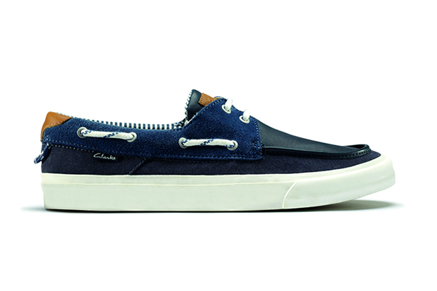Image of Clarks Sportswear 2013 Spring Tallmast Sail Shoe