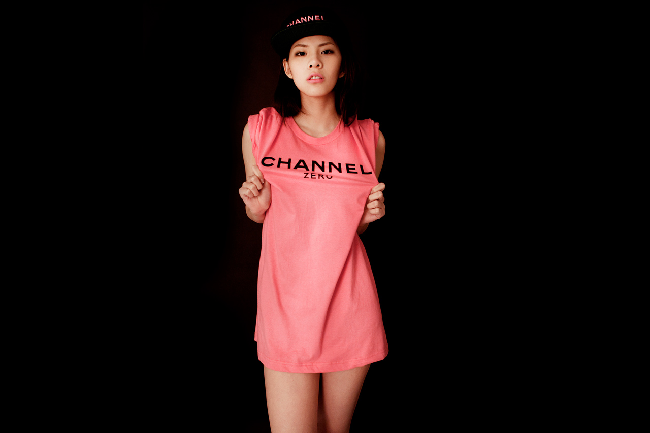 "Image of CLOT x SSUR 2013 Spring/Summer ""CHANNEL ZERO"" Pink Collection"