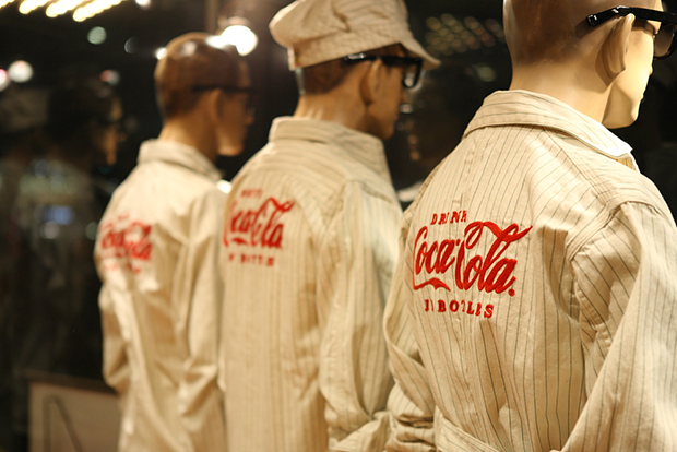 Image of Coca-Cola x HUMAN MADE by BEAMS 2013 Capsule Collection Lauch Recap
