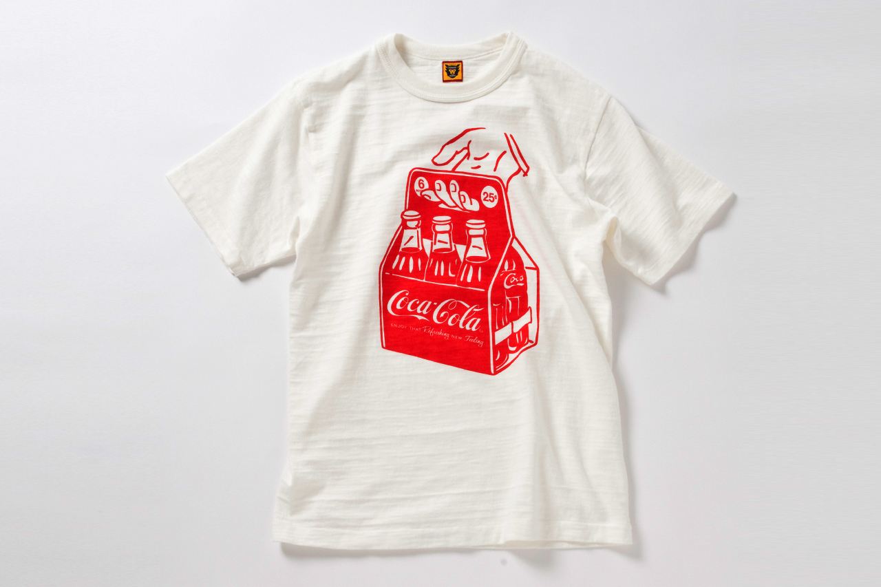 Image of Coca-Cola x HUMAN MADE x BEAMS 2013 Capsule Collection