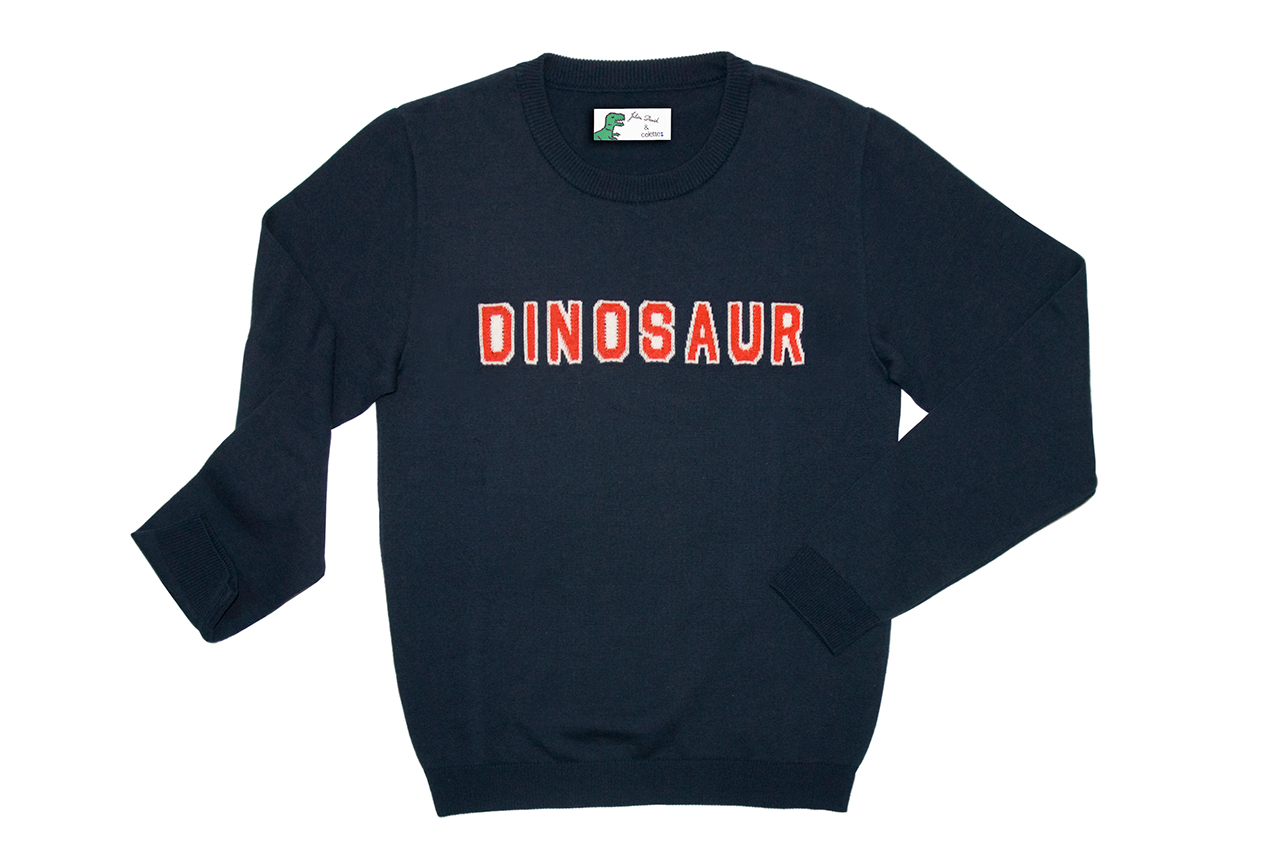 Image of colette x Julien David 2013 Spring/Summer &quot;DINOSAUR&quot; Sweater