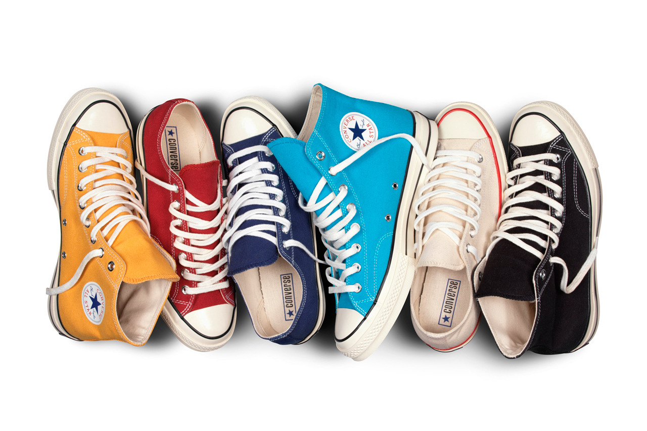 Image of Converse 1970s Chuck Taylor All Star Collection