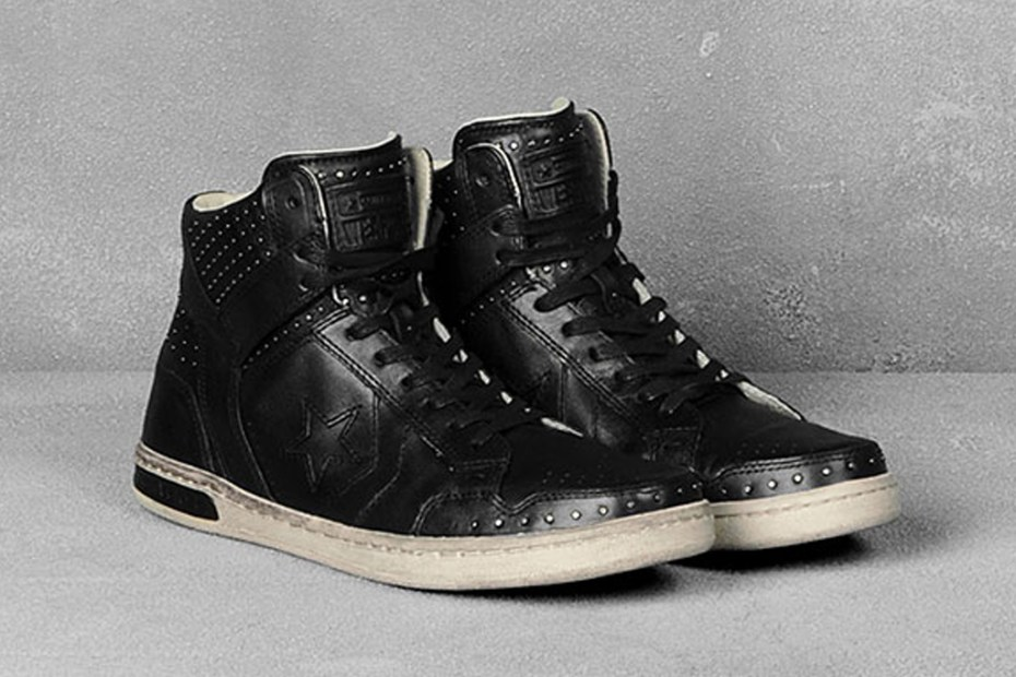 Image of Converse by John Varvatos 2013 Spring/Summer Weapon High-Tops