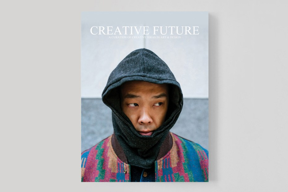 Image of Creative Future Magazine Issue #04