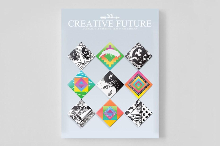 Image of Creative Future Magazine Issue #04
