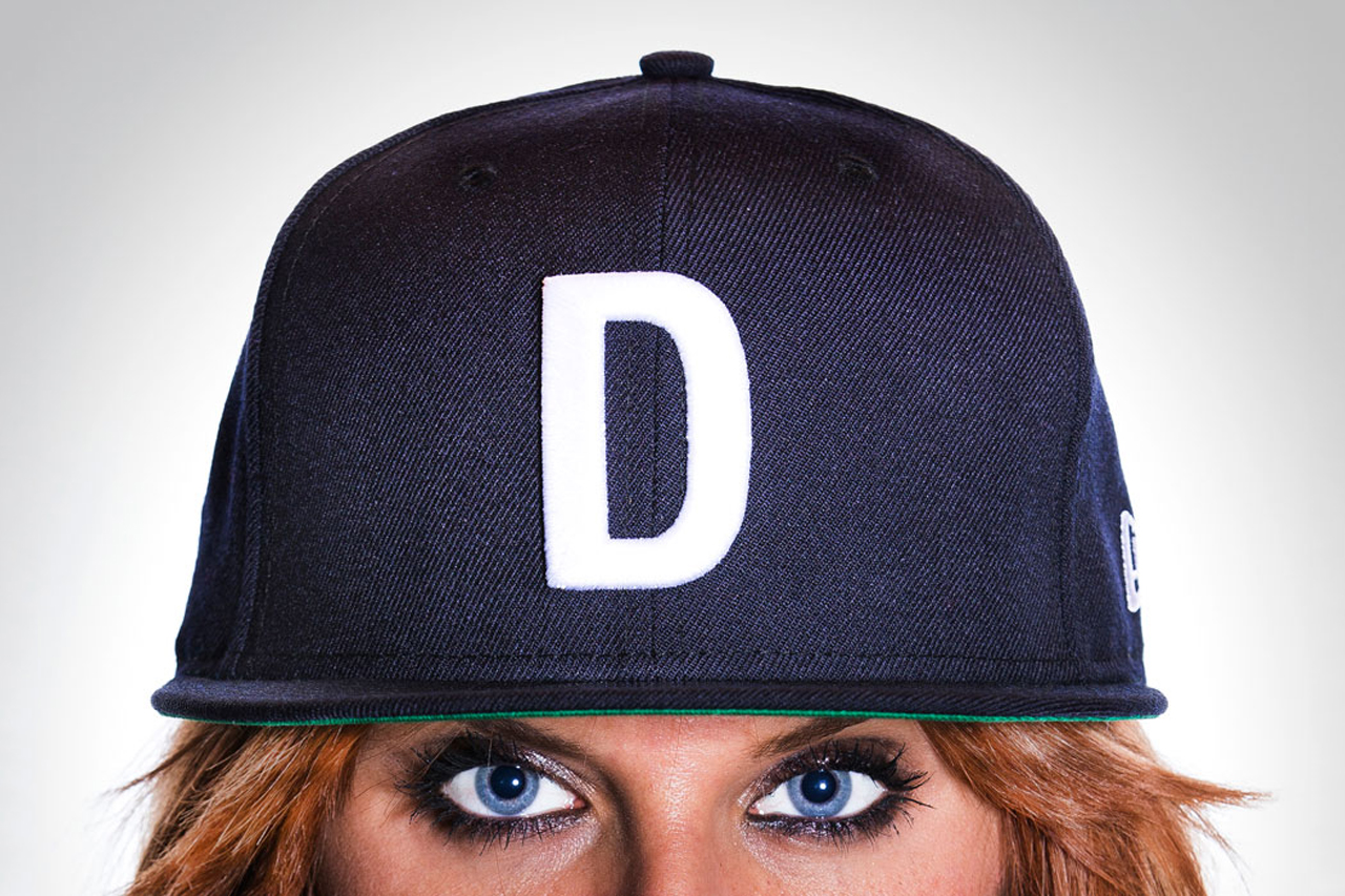 Image of Distinct Life x New Era 59FIFTY Cap Collection