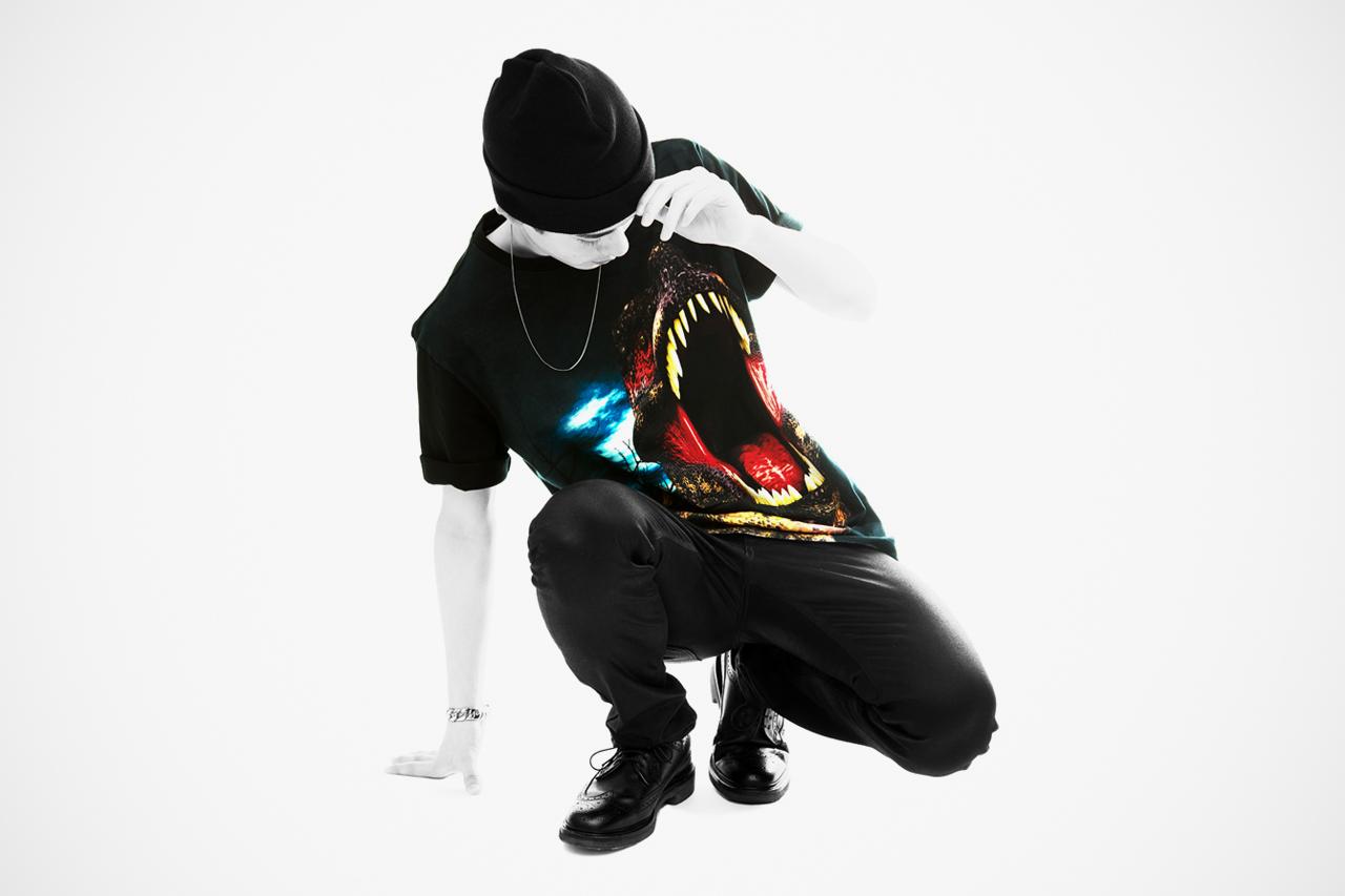 Image of DJ Daruma Unveils INKJET MAFIA