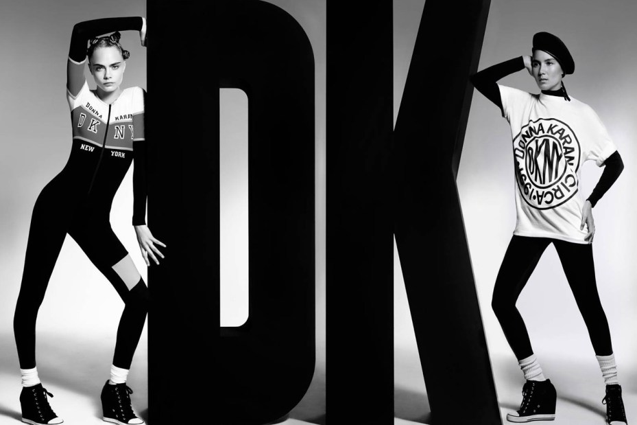 Image of DKNY x Opening Ceremony 2013 Spring/Summer Collection