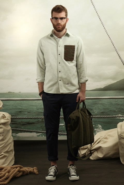 Image of Espionage 2013 Spring/Summer Lookbook
