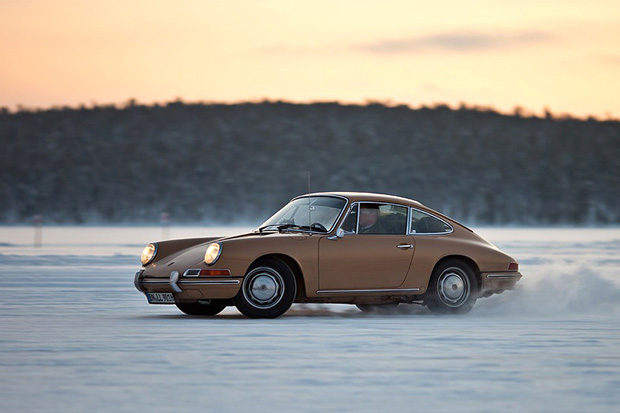 Image of Exploring Norway's North Cape in a Classic Porsche 911
