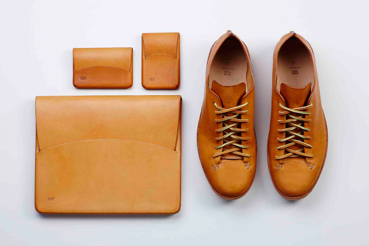 Image of Feit Launches Its 2013 Spring Collection at Dover Street Market