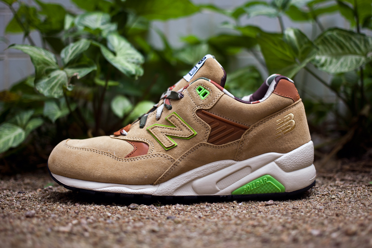 Image of Fingercroxx x New Balance 2013 Spring/Summer MT580FXX