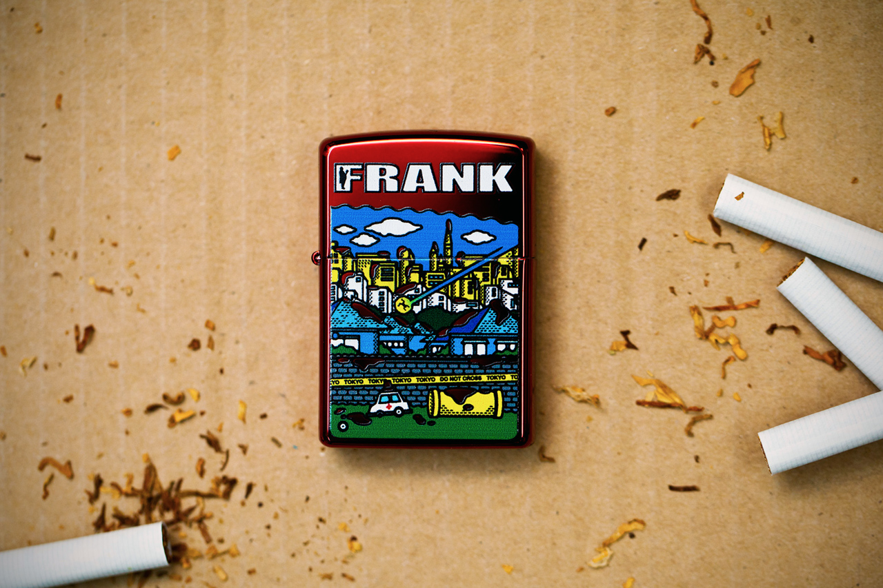 Image of Frank Cover Zippo by RIMO from mocrock