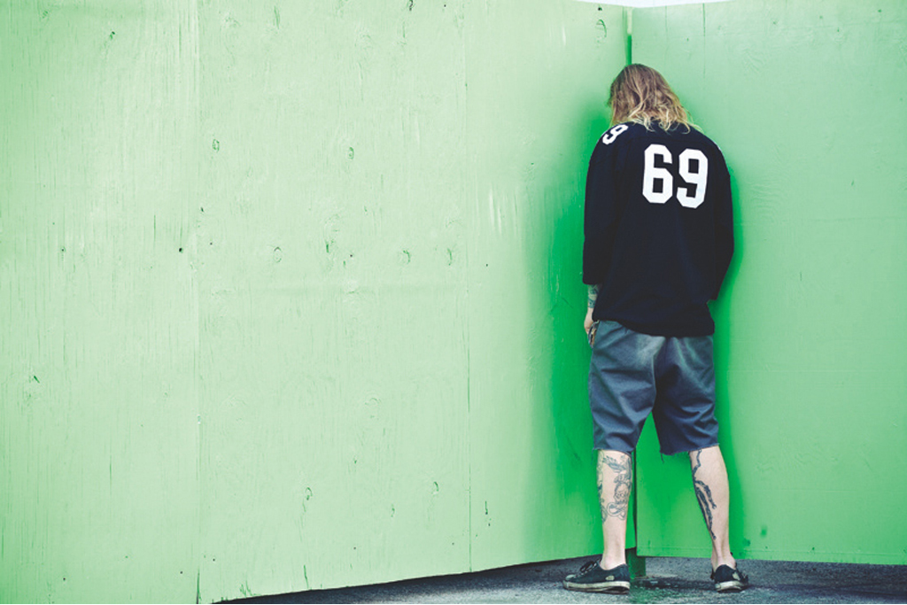 "Image of FUCT SSDD 2013 Spring/Summer ""ARMAGIDEON TIME"" Lookbook"