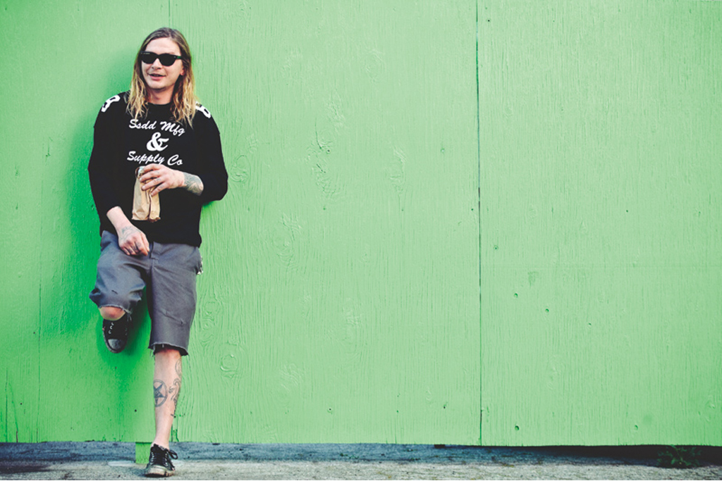 """Image of FUCT SSDD 2013 Spring/Summer """"ARMAGIDEON TIME"""" Lookbook"""