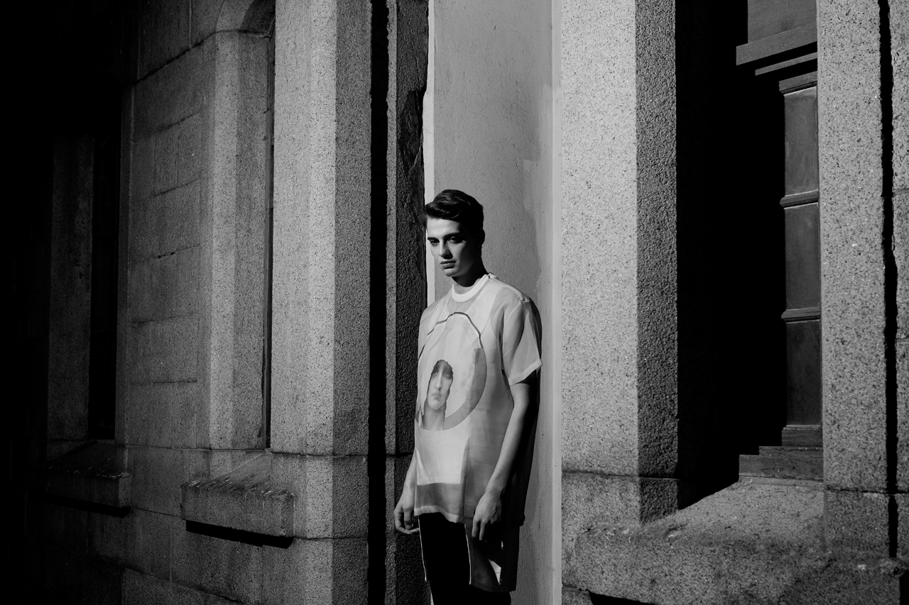 Image of Givenchy 2013 Spring/Summer Editorial