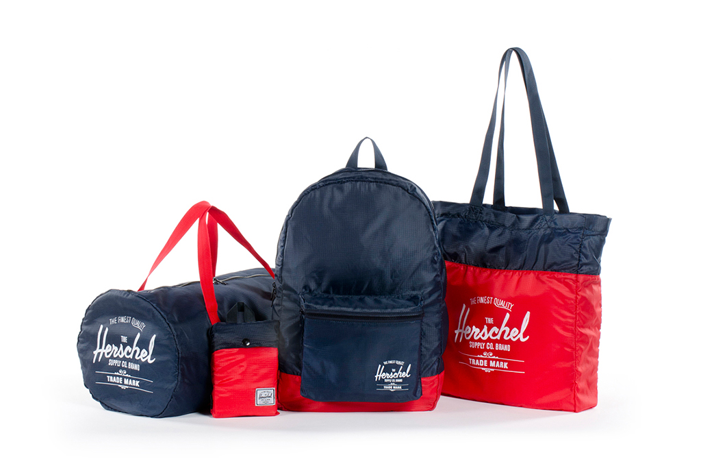 Image of Herschel Supply Co. 2013 Spring Packable Collection
