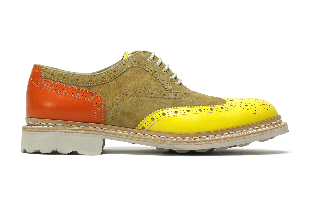 Image of Heschung 2013 Spring/Summer Footwear Collection