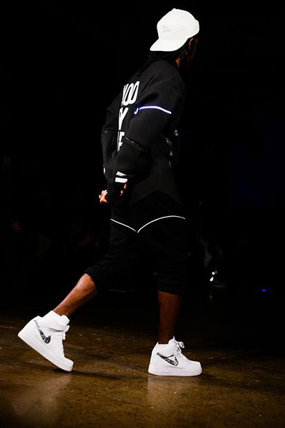"Image of Hood By Air 2013 Fall/Winter ""Boychild"" Runway Show featuring A$AP Rocky"