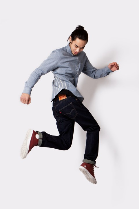 Image of How We Wear Our Levi's 501®s