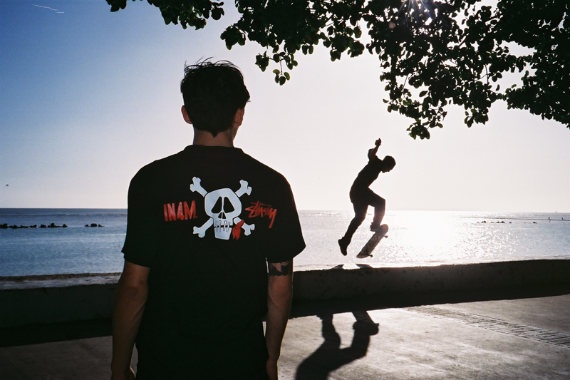 Image of In4mation x Stussy 2013 Lookbook