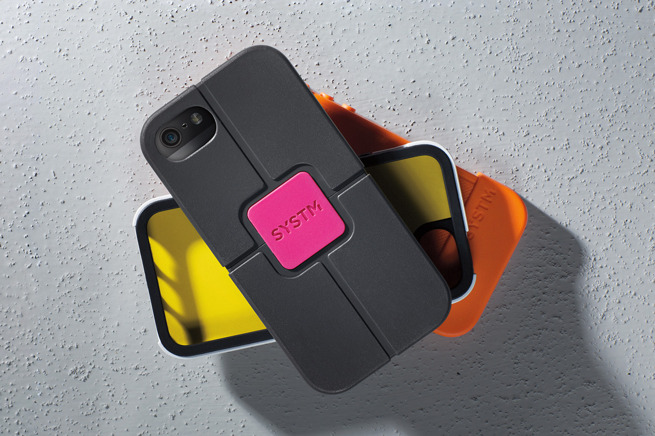 Image of Incase Introduces SYSTM iPhone Cases