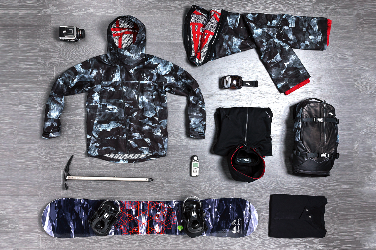 "Image of ISAORA + Quiksilver ""RARE EARTH"" Collection"