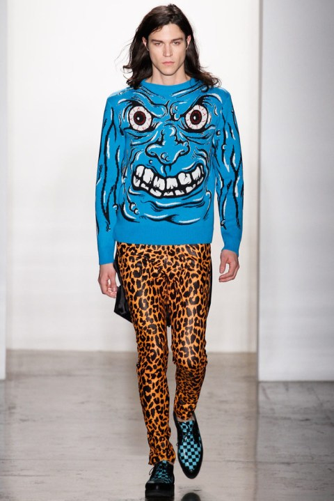 Image of Jeremy Scott 2013 Fall/Winter Collection