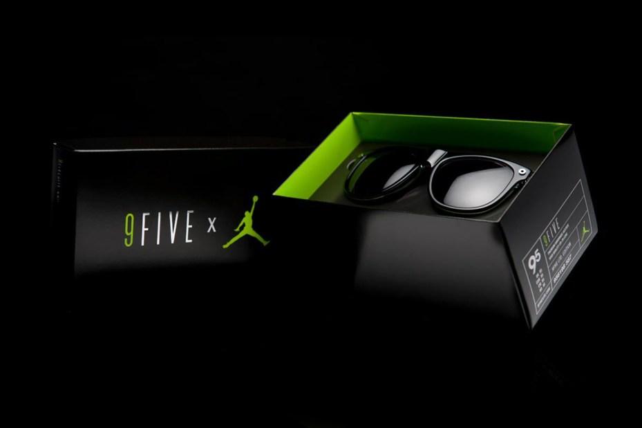 Image of Jordan Brand x 9five Eyewear Limited Edition Eyewear