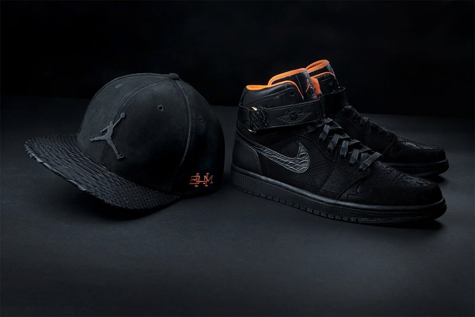 Image of Just Don x Jordan Brand BHM Collection