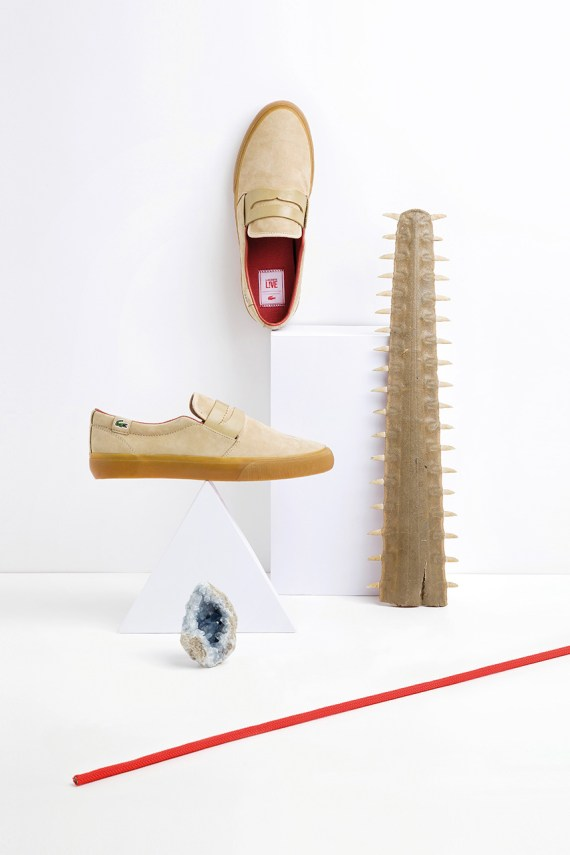Image of Lacoste L!VE 2013 Spring/Summer Footwear Collection