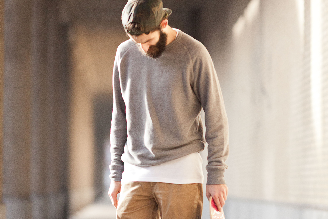Image of  Levi's Streetwear 2013 Spring/Summer Lookbook