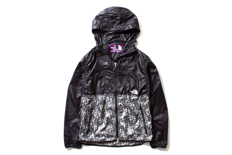 Image of Liberty x THE NORTH FACE PURPLE LABEL 2013 Spring/Summer Collection
