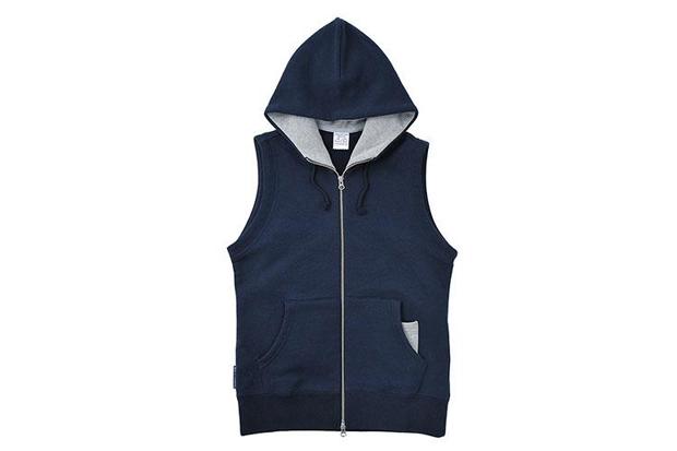 Image of Loopwheeler 2013 Spring Light Hood Vest