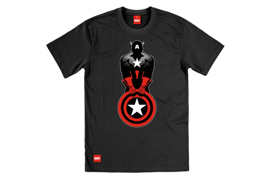 Image of Marvel x Addict 2013 Spring/Summer Collection