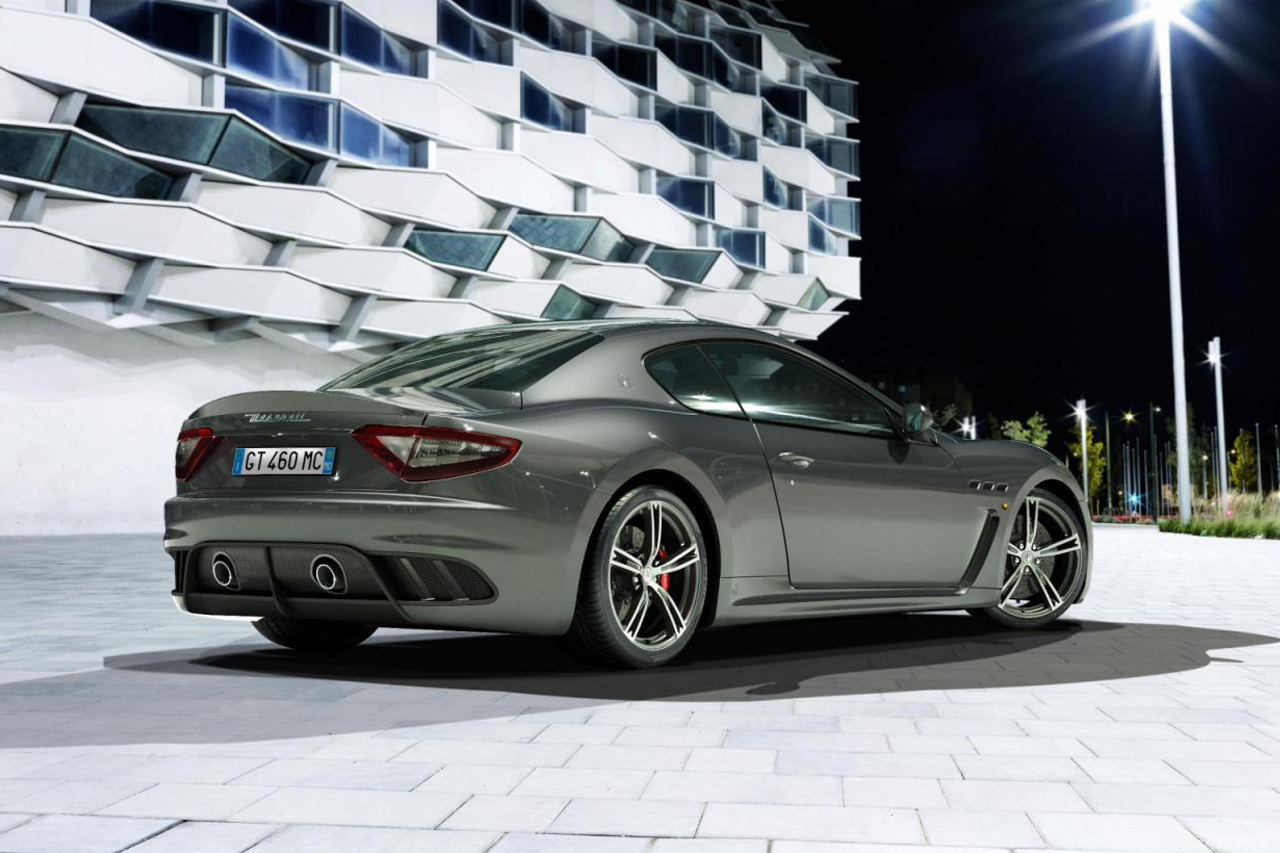 Image of Maserati Unveils the 2013 GranTurismo MC Stradale