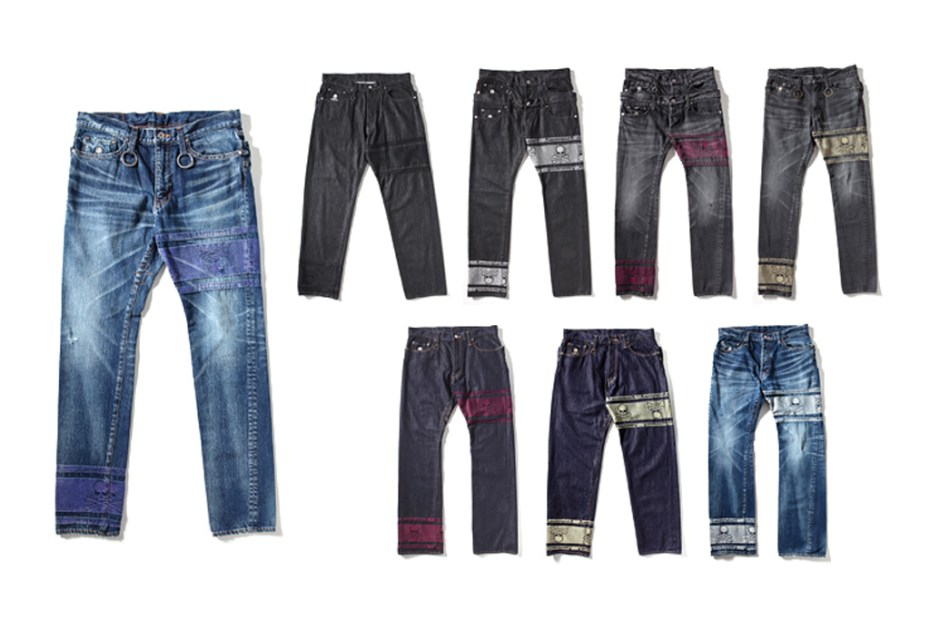 Image of mastermind JAPAN 2013 Spring/Summer Denim Collection
