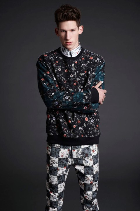 Image of McQ by Alexander McQueen 2013 Fall/Winter Lookbook