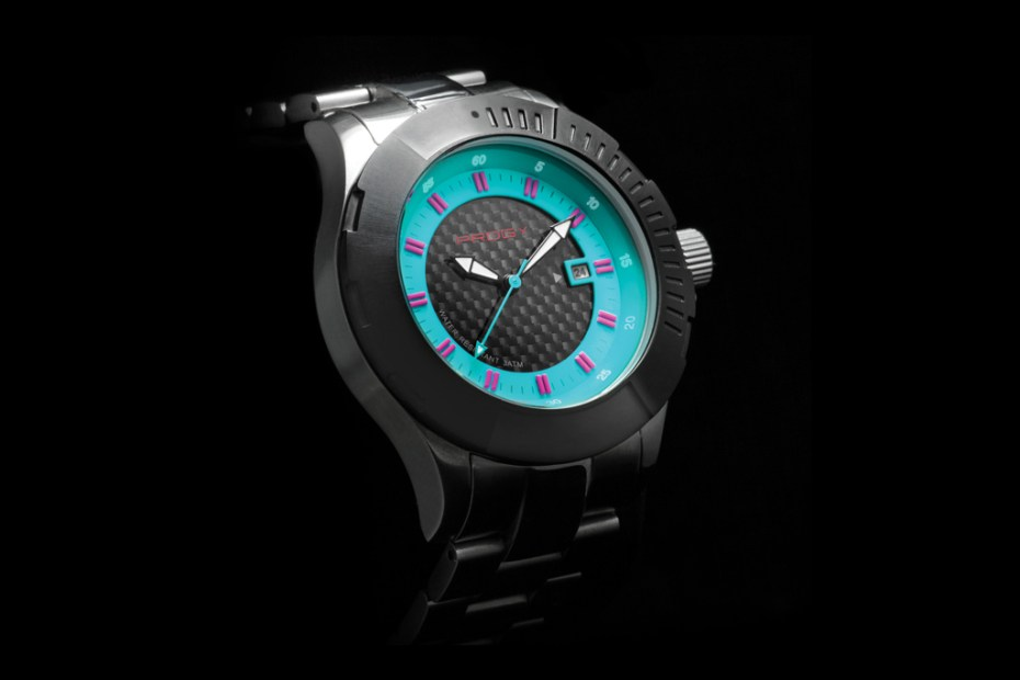 Image of Meister Watches Launches Its Sneaker-Inspired Prodigy Line of Watches