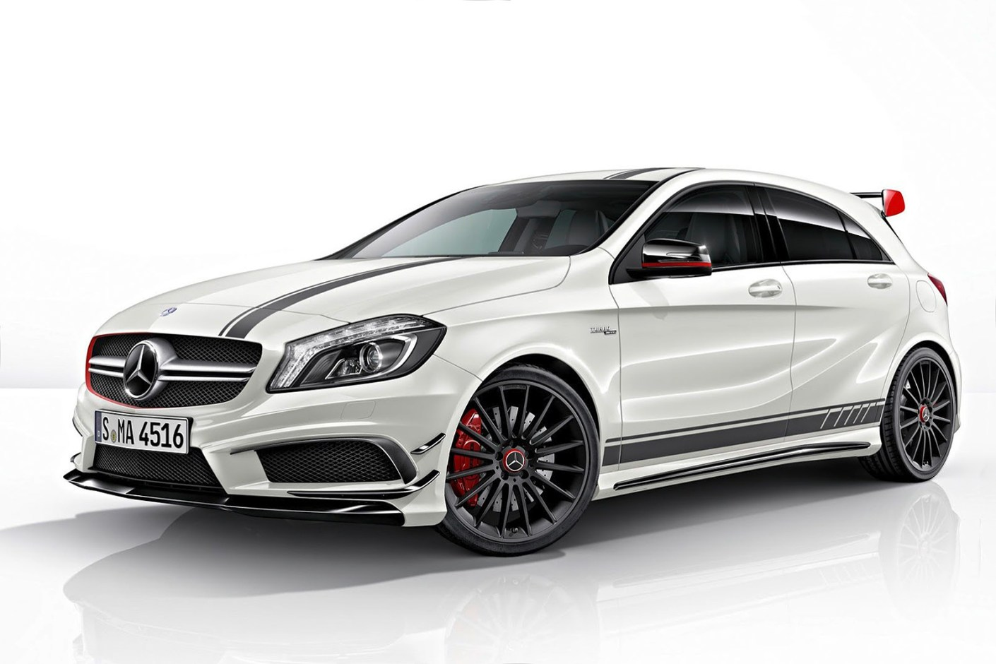 Image of Mercedes-Benz A45 AMG Edition 1