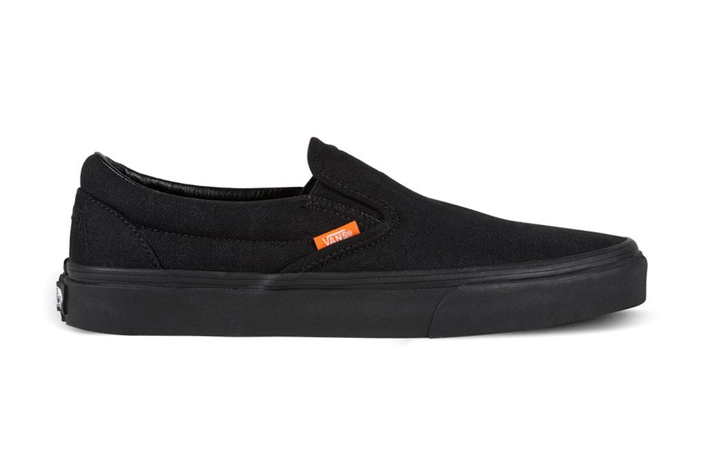 Image of Metallica x Vans 2013 Signature Footwear Collection